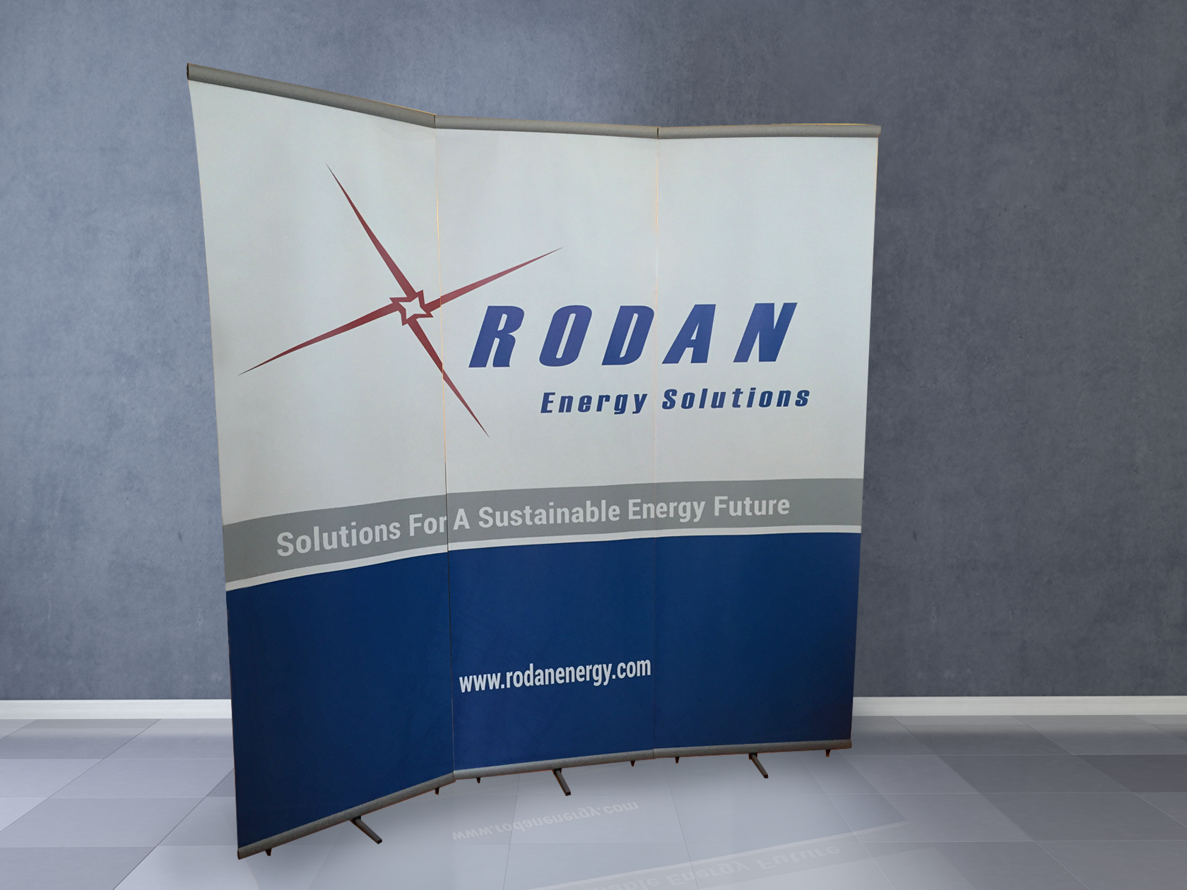 Trade Show Display Backdrop Popup Banners
